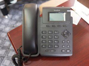 Máy điện thoại bàn IP Yealink-SIP-T19P-E2